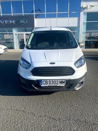 Ford Courier Ambiente